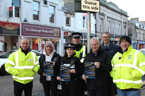 Safer Streets returns to Elgin