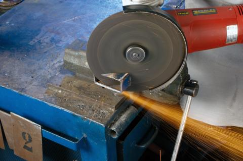 Kapskiva Flexovit Mega-Line med 1,3 mm tjocklek - Användning