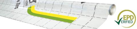 EPD för vår variabla ångbroms: ISOVER Vario® Xtra