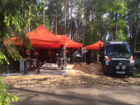 Hydroscand ställer ut på SkogsElmia 2019