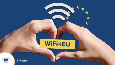 Bro och Kungsängen centrum får gratis wifi – först ut i europeiskt projekt