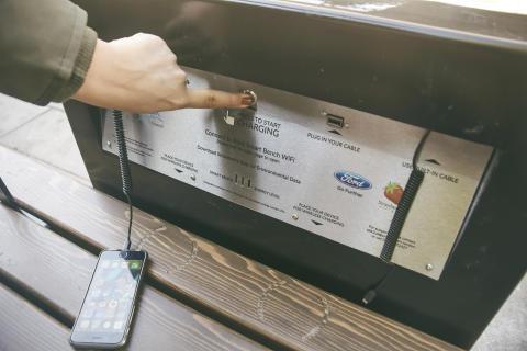 Ford smarte parkbenker (1)