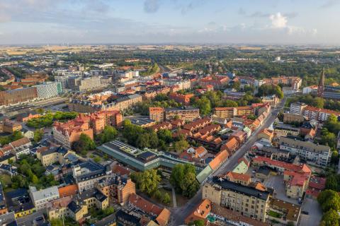 Kick-off för samarbetsprojekt för ett klimatneutralt Lund