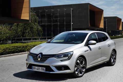 EuroNCAP ger full pott i säkerhet till Renaults senaste modeller; Talisman och Mégane