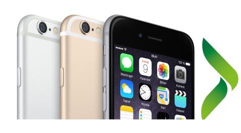 Starter iPhone 6-salget minuttet etter midnatt