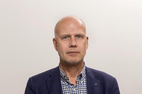 Bengt Sandén, biträdande sjukhusdirektör