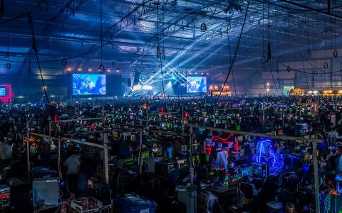 Världens största digitala festival kommer till Jönköping