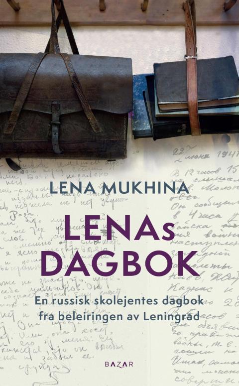 Leena Mukhina - Lenas dagbok