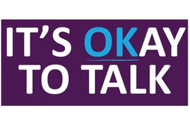 It's OK to Talk – connecting on World Suicide Prevention Day
