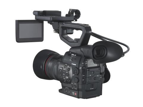 En stjärna är född: Canon lanserar en ny digital videokamera för filmproduktion med hög upplösning