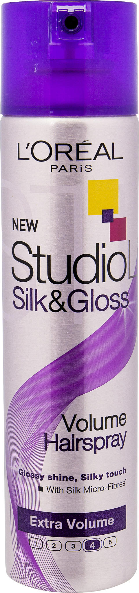 Studio Line Silk & Gloss Volume Spray