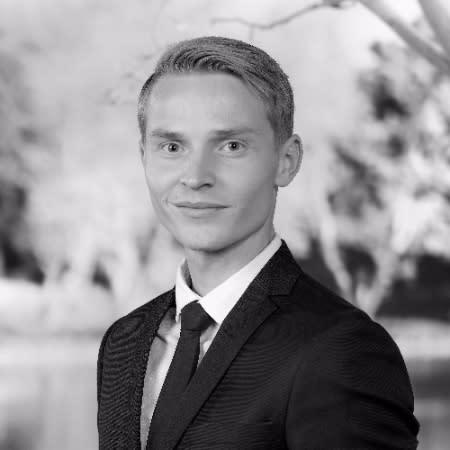 Andreas Kalstrup Rasmussen er ny Account Executive Associate i SAP