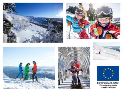 Danskerne vil på ski i Sverige