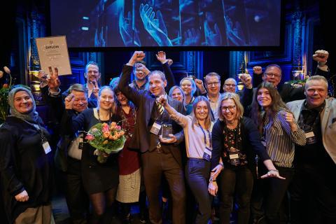 LKF vinner kundkristall i år igen – bäst i Sverige på välskötta hem och utemiljöer!