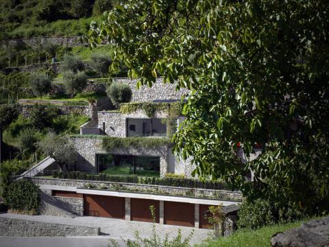Privat enebolig i Nord-Italia