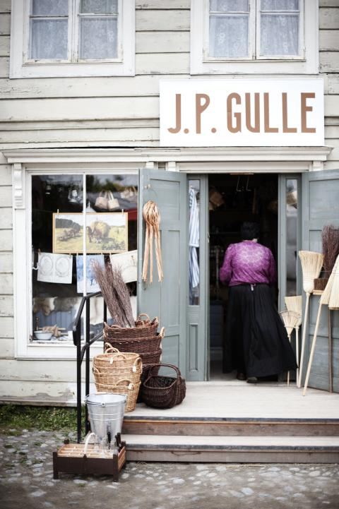 J.P. Gulle, Jamtli