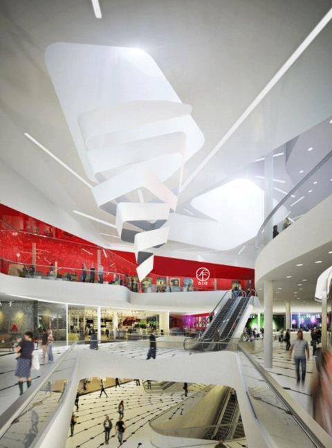 SF Bio bygger Sveriges största biograf i Mall of Scandinavia