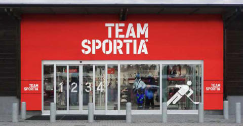 Samarbete med Sport 2000 ska göra Team Sportia ännu starkare lokalt.