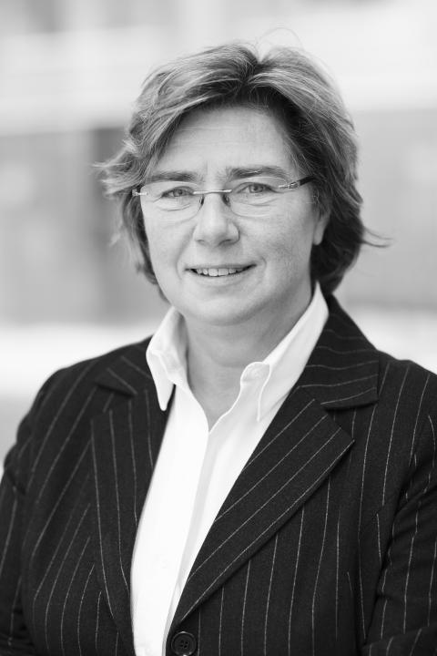 Ulrika Franke, ordförande BIM Alliance