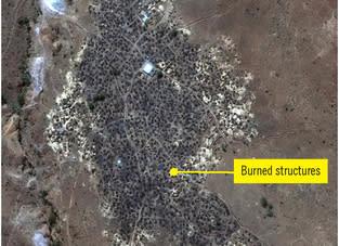 Sudan: starka bevis för att regimen har använt kemiska vapen mot civila