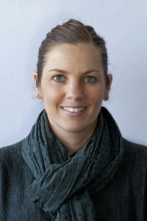 Camilla Hansen Steinum, president NTF (2014-15)