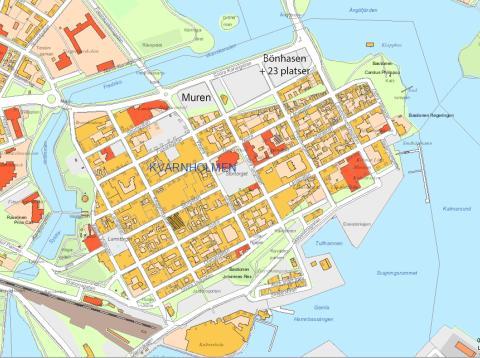 Så tar du dig till Kalmar city under julskyltningshelgen