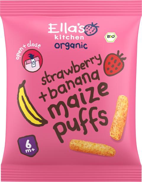 Tilbaketrekking maize puffs - brukes kun til dette formålet