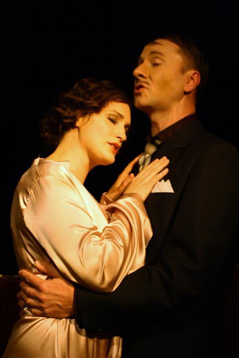 Operan Figaros Bröllop på Olympiateatern