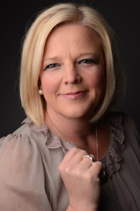 Marie Blomberg, docent och förlossningsläkare