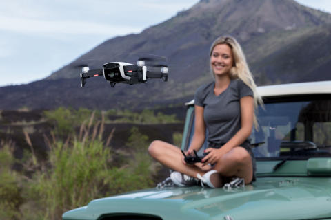Mavic Air_Jeep