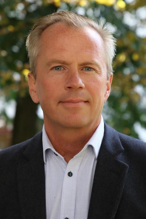 Gunnar Ahlberg, tidigare chef affärsutveckling