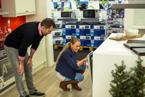 Tutkimus: Suomalaisten keittiöt ovat viime vuosikymmeneltä