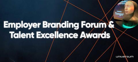 Tengai at Employer Branding Forum & Talent Excellence Awards 2019