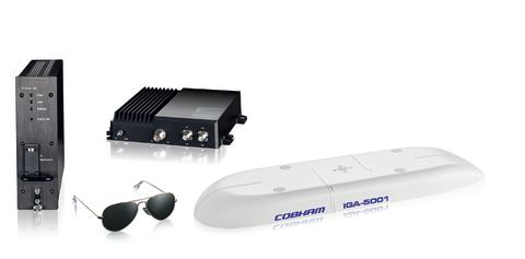 Cobham SATCOM - Singapore Airshow: Cobham Provides Tomorrow's Next-Gen Services Today