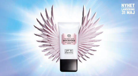 Skydda huden mot solskador och luftföroreningar med Skin Defence Multi-Protection Essence SPF50 PA++++