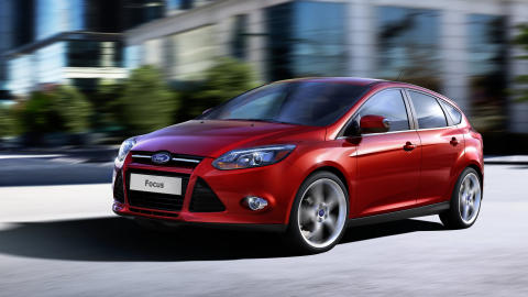 SUPER PRIVATLEASING PRIS PÅ FORD FOCUS