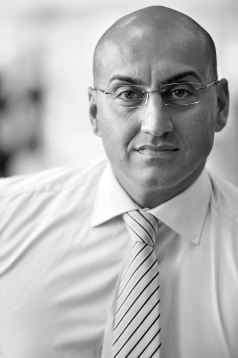 Farhad Jabbari ny CEO för Qicraft Group