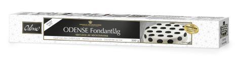 Odense Fondatlock i rulle - kritvitt 300 g