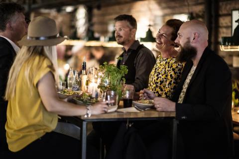 Östersund sätter nytt rekord i kommersiella gästnätter och den norska marknaden ökar med 35 %