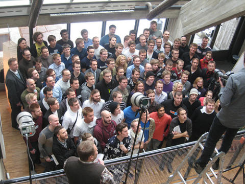 60 affärsidéer lanseras under ett dygn