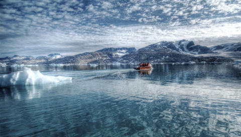 """""""Russia, our neighbor in the Arctic"""" - Arctic Frontiers Side Event"""