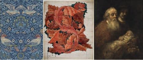 Evenemangstips från Nationalmuseum: Föreläsning om William Morris + samtal om konst och andlighet