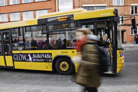 Bybusser i Silkeborg får nye køreplaner