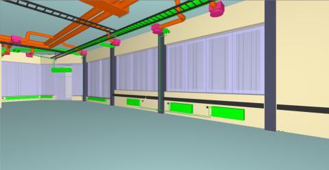 OM22 och BOX Bygg i samarbete och utveckling av ny programvara för automatisering av installationsprojektering – FACIT 1.0