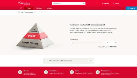 Collectum lanserar ny hemsida