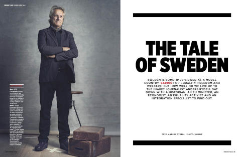 Icon Brands internmagasin för IKEA