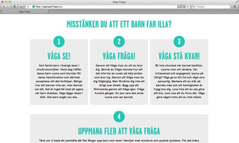 Hanna Hein - Våga Fråga