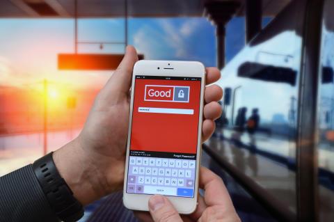 Good lanserar nya säkerhetsfunktioner i Good Work