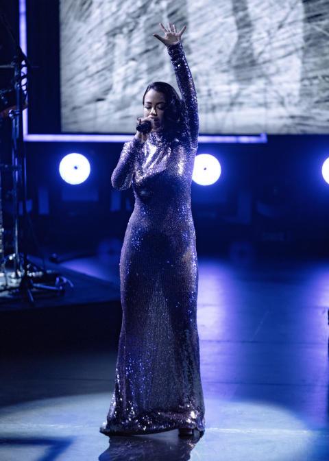Aura på scenen ved Kronprinsparrets Priser 2017
