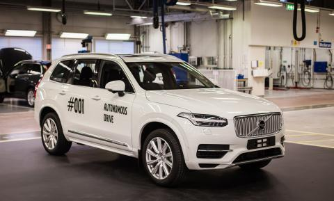 Drive Me, the world's most ambitious and advanced public autonomous driving experiment, starts today